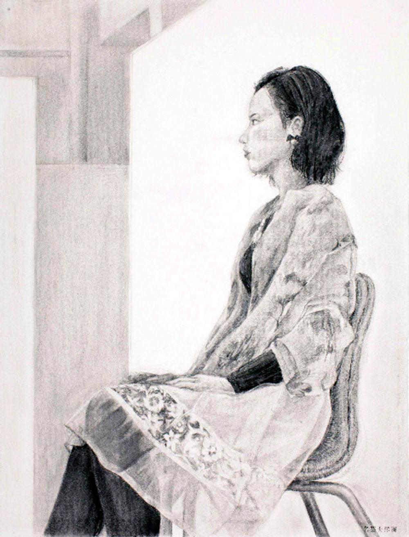 名古屋芸術大学 美術学科 洋画コース A日程入試 第一・第二方式共通 デッサン(木炭)