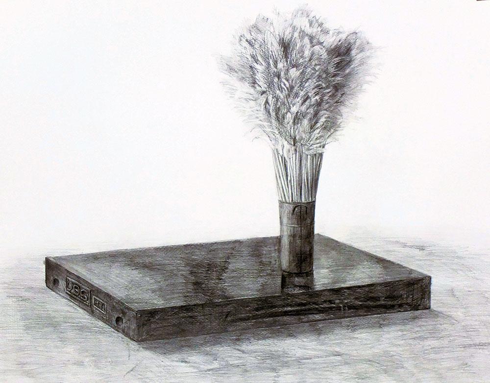 日本大学_美術学科 彫刻コース デッサン(6時間)