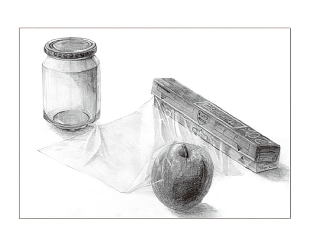 神戸芸術工科大学「一般入学試験(前期)鉛筆デッサン」