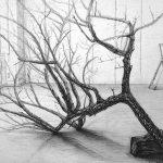 日本大学-美術学科 彫刻コース デッサン(6時間)