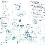 日本大学-デザイン学科 デザインプレゼンテーション プレゼンアイデア(2時間)2