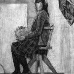 名古屋芸術大学-美術学部 美術学科 洋画コース A日程入試 第一・第二方式共通 デッサン(木炭)(5時間30)