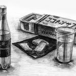 名古屋芸術大学-デザイン学部 デザイン学科 A日程入試 第一・第二方式共通デザイン実技A 鉛筆デッサン(4時間)