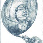 大阪芸術大学-美術学科 油画・日本画・版画コース 推薦 デッサン